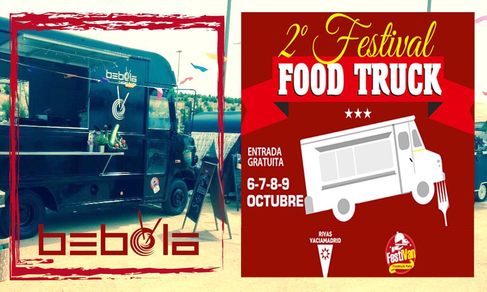 Evento 'Food Truck' Bebola