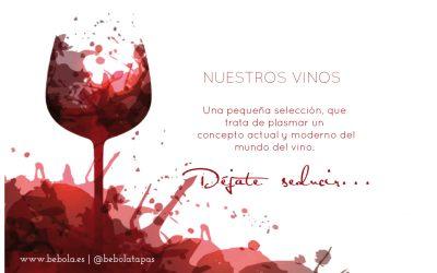 Una copa de vino despierta los sentidos